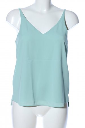 Topshop Blouse Top turquoise casual look