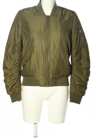 Topshop Giacca bomber cachi stile casual