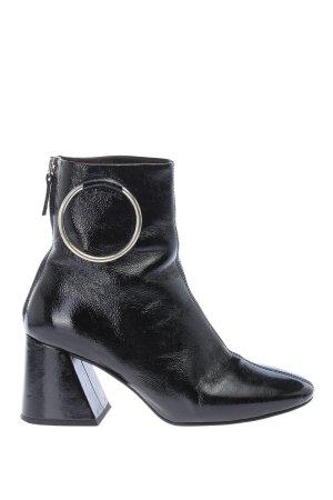 Topshop Booties schwarz Elegant