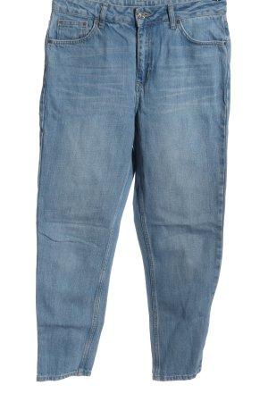 Topshop Boyfriend jeans blauw casual uitstraling