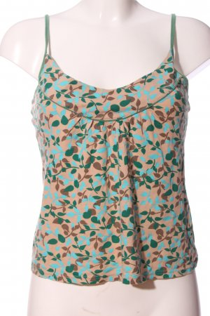 Topshop Camisole Allover-Druck Casual-Look