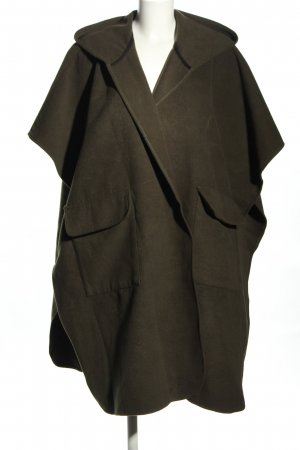 Topshop Cape brown casual look