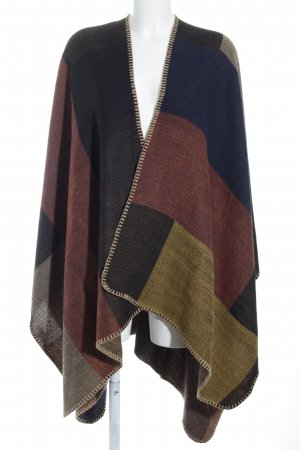 Topshop Cape grafisches Muster Casual-Look