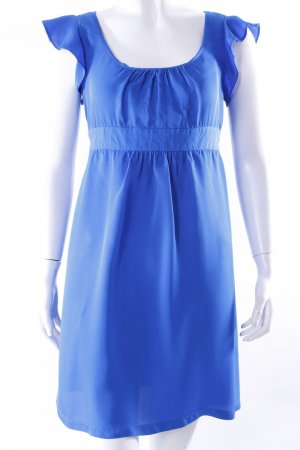 Topshop Robe de cocktail bleu viscose