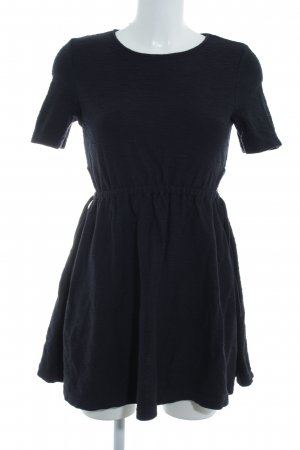 Topshop Cut-Out-Kleid dunkelblau Casual-Look