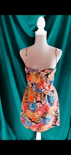 Topshop Damen Blümchen Kleid