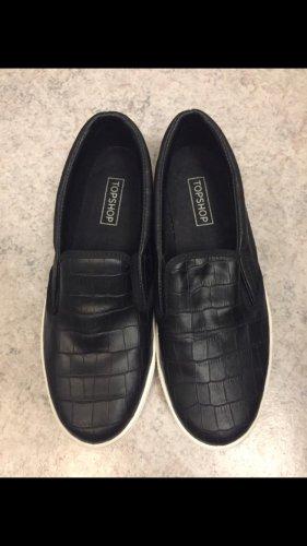 Topshop Sneakers black