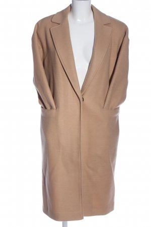Topshop Dufflecoat wollweiß Business-Look