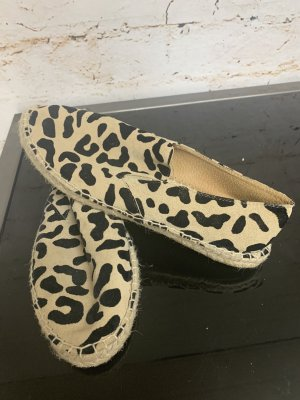 Topshop espadrilles Leopardenmuster