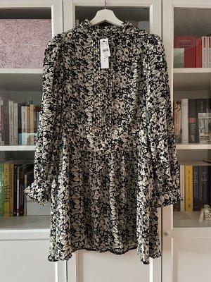 Topshop geblümtes Mini-Kleid Gr. 44