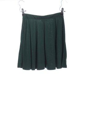 Topshop Glockenrock grün Casual-Look
