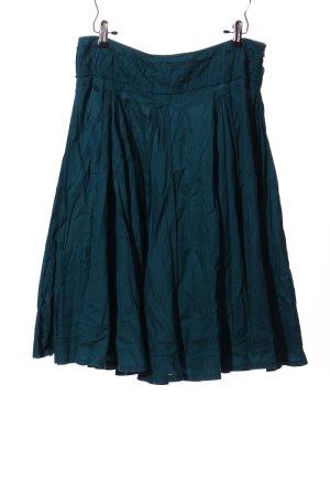 Topshop Glockenrock blau Casual-Look