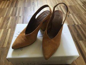 Topshop Heels / Leder