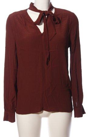 Topshop Shirt Blouse brown casual look