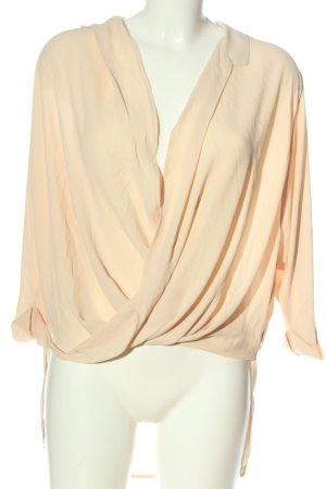 Topshop Hemd-Bluse creme Elegant