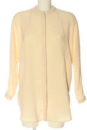 Topshop Camicia blusa color carne stampa integrale stile casual
