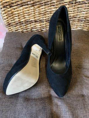 Topshop High Heels black