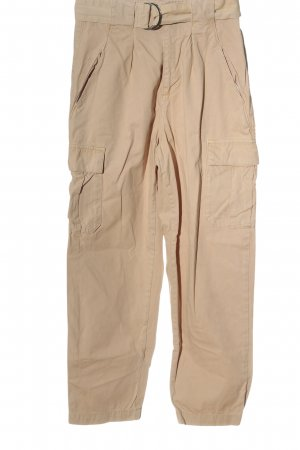 Topshop High-Waist Hose creme Casual-Look