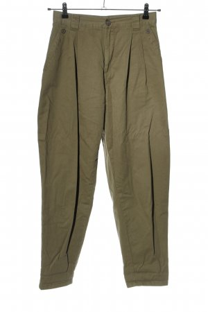 Topshop High-Waist Hose khaki Casual-Look