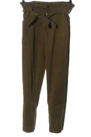Topshop High Waist Jeans khaki Casual-Look