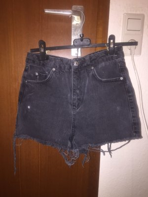 Topshop high Waist jeans mom jeans Shorts