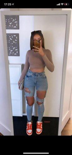 topshop highwaist skinny jeans