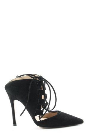 Topshop Aanrijg Pumps zwart elegant