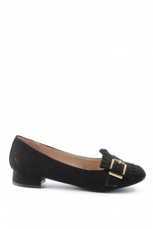Topshop Chaussure décontractée noir style d'affaires