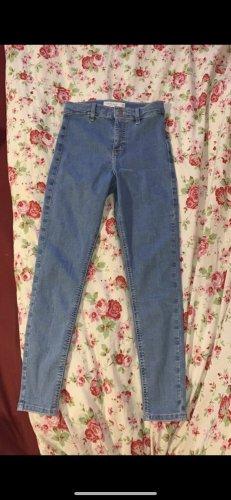 Topshop Jeans skinny azzurro