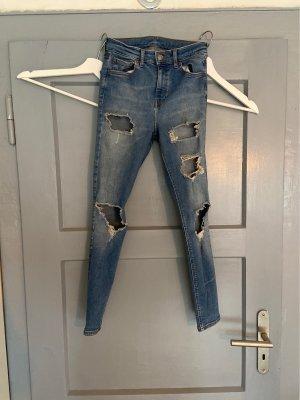 Topshop Jamie Jeans 28/32