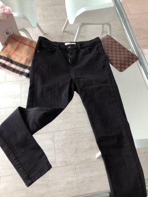 Topshop Tube jeans veelkleurig Katoen