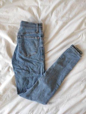 Topshop Jamie Jeans in Größe 26/34