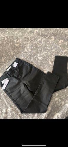 TopShop JAMIE Jeans in leder