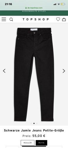 Topshop Jamie jeans petite