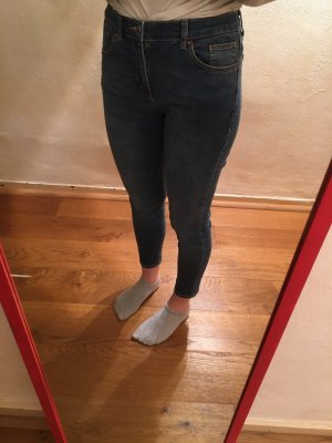 Topshop Jeans blau