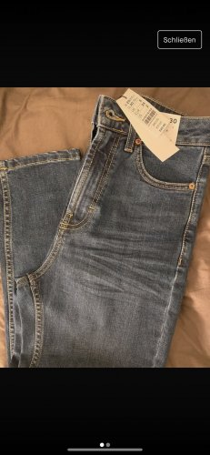 Topshop Tube jeans blauw