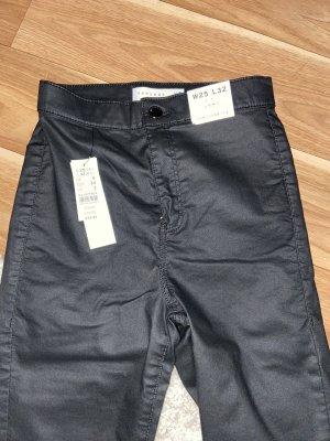 Topshop Jeans Lederoptik 25/32