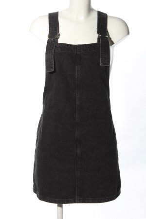 Topshop Jeanskleid schwarz Casual-Look