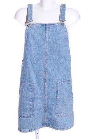 Topshop Jeansjurk blauw casual uitstraling