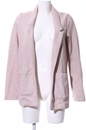 Topshop Jerseyblazer pink Allover-Druck Casual-Look
