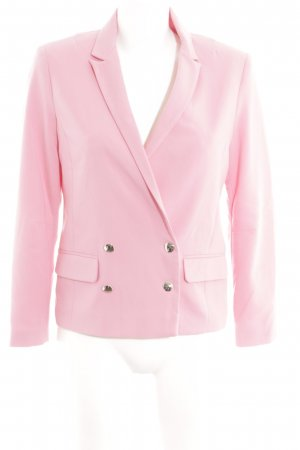Topshop Jerseyblazer pink Business-Look