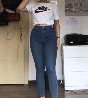 Topshop Joni Jeans mit Graustich ( W28 L32 )