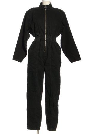 Topshop Jumpsuit schwarz Casual-Look