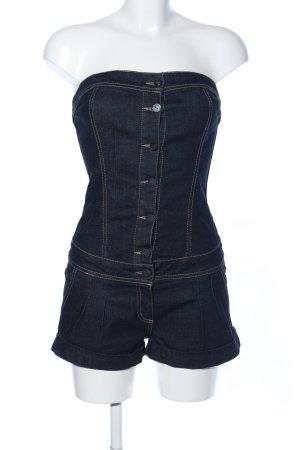 Topshop Jumpsuit blau Casual-Look