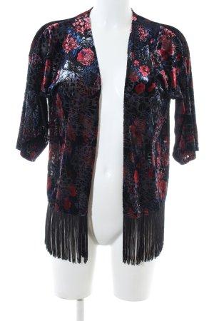 Topshop Kimono flower pattern extravagant style