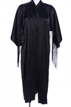 Topshop Kimono schwarz Casual-Look