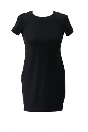 Topshop Kleid Damen Kurze Ärmel Tunika Kleid Dress Gr 32 (XXS)