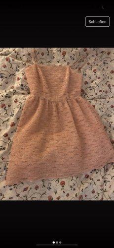 Topshop Kleid in rosé