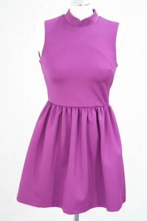 Topshop Kleid in Violett