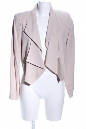 Topshop Kurz-Blazer wollweiß Business-Look